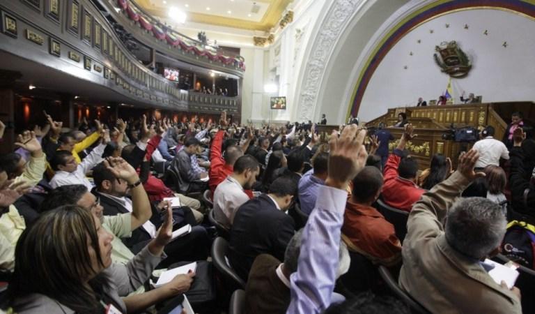 Venezuela: ANC pide investigar a venezolanos que apoyaron declaración del Grupo de Lima