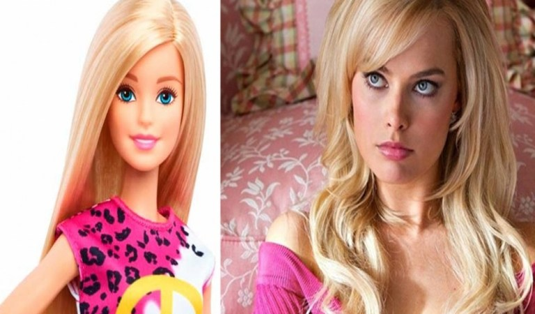 Margot Robbie interpretara a Barbie en el Live-Action de Warner Bros y Mattel
