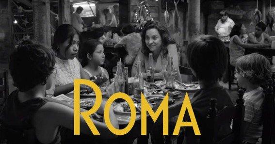 """México recibe una gran noticia, la película """"Roma""""  llega a los Oscar"""