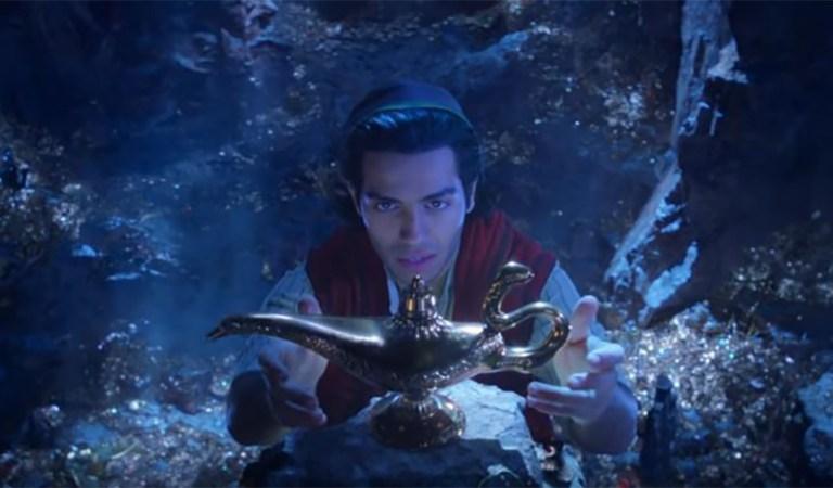 Nuevo tráiler de Aladdin (VÍDEO)