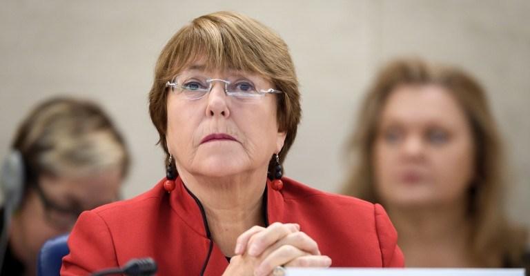 Bachelet se muestra consternada por trato a inmigrantes y refugiados en EE.UU.