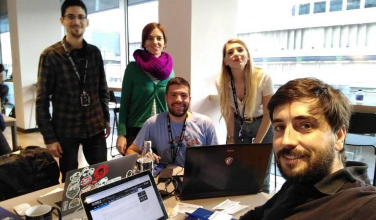 Cinco españoles ganan un concurso mundial de la NASA