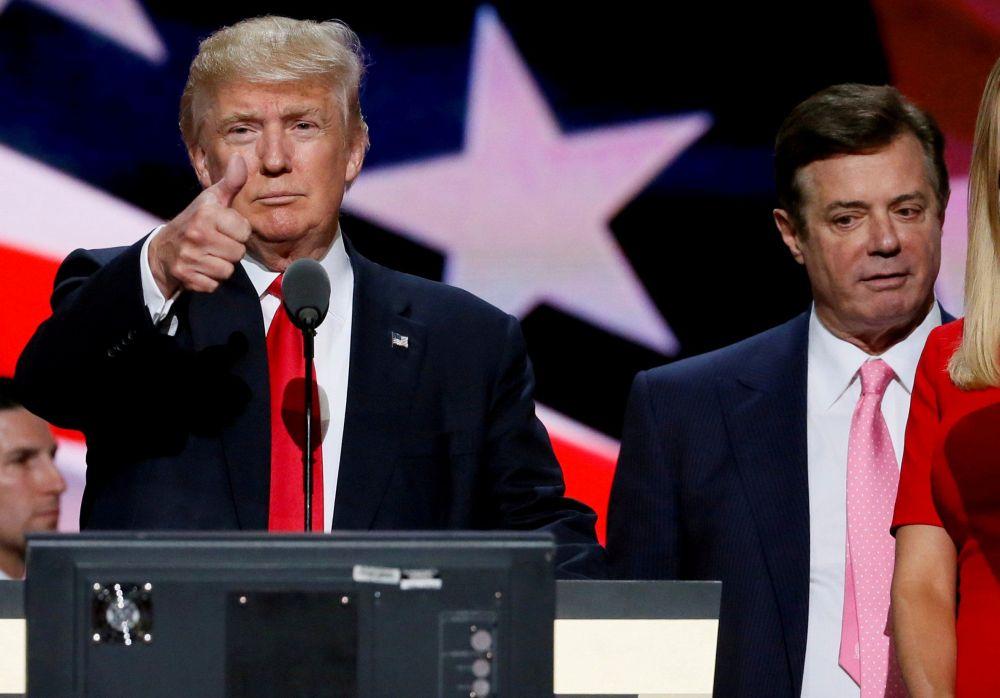 Paul Manafort, ex jefe de campaña de Donald Trump, será condenado este jueves
