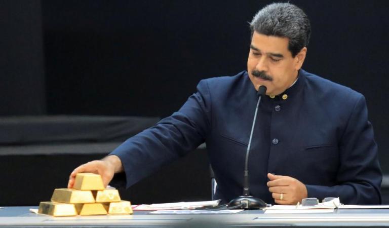 EE.UU. sanciona a compañía estatal minera de Venezuela Minerven