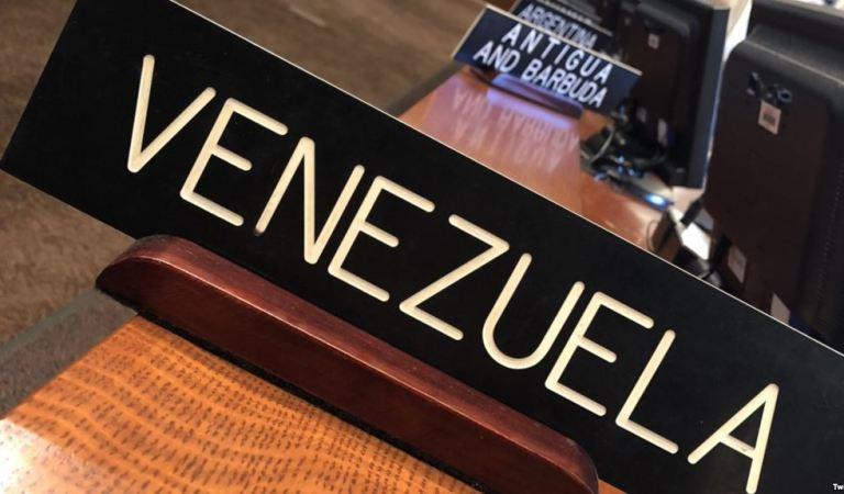 OEA realiza audiencia sobre: «Corrupción del Estado y Crisis Humanitaria en Venezuela»