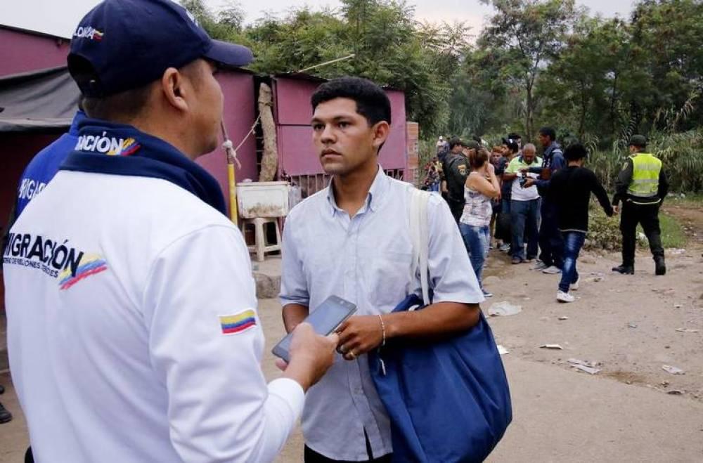 Colombia incrementa controles en pasos ilegales en frontera con Venezuela