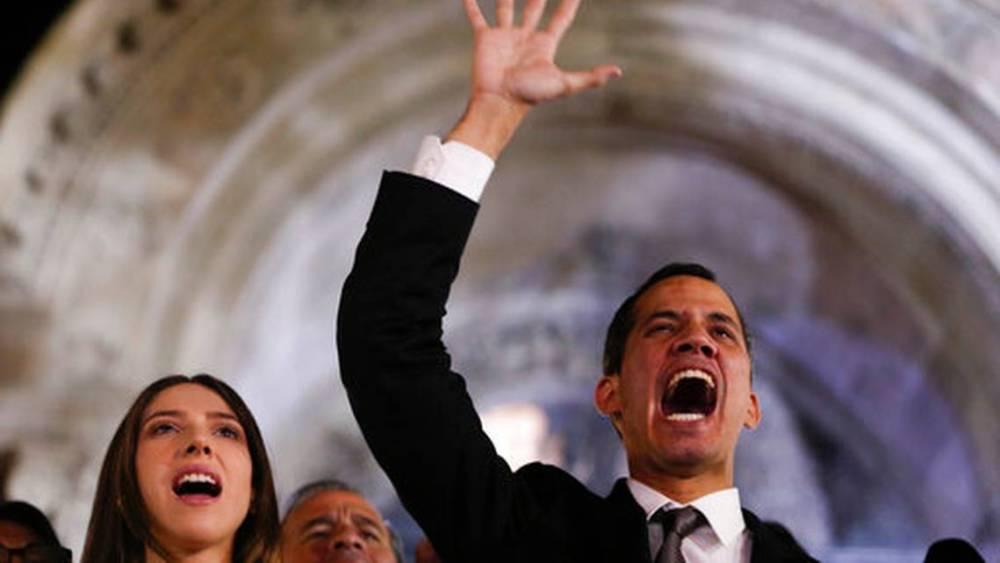 Líder opositor venezolano Juan Guaidó es esperado en Venezuela