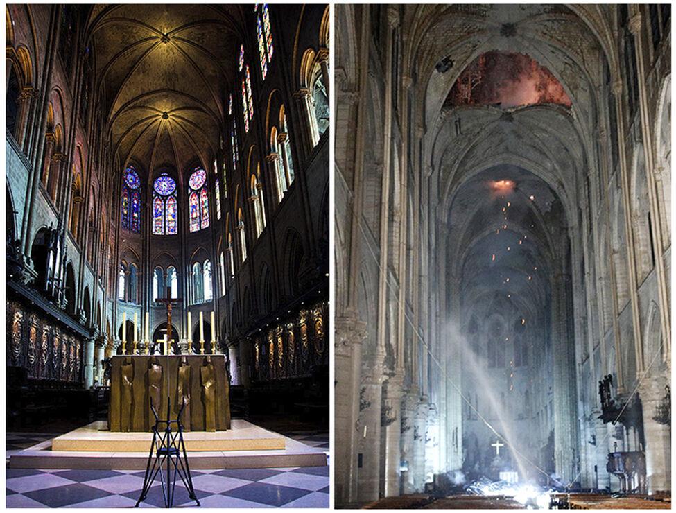 Francia abrirá a arquitectos internacionales el rediseño de Notre Dame
