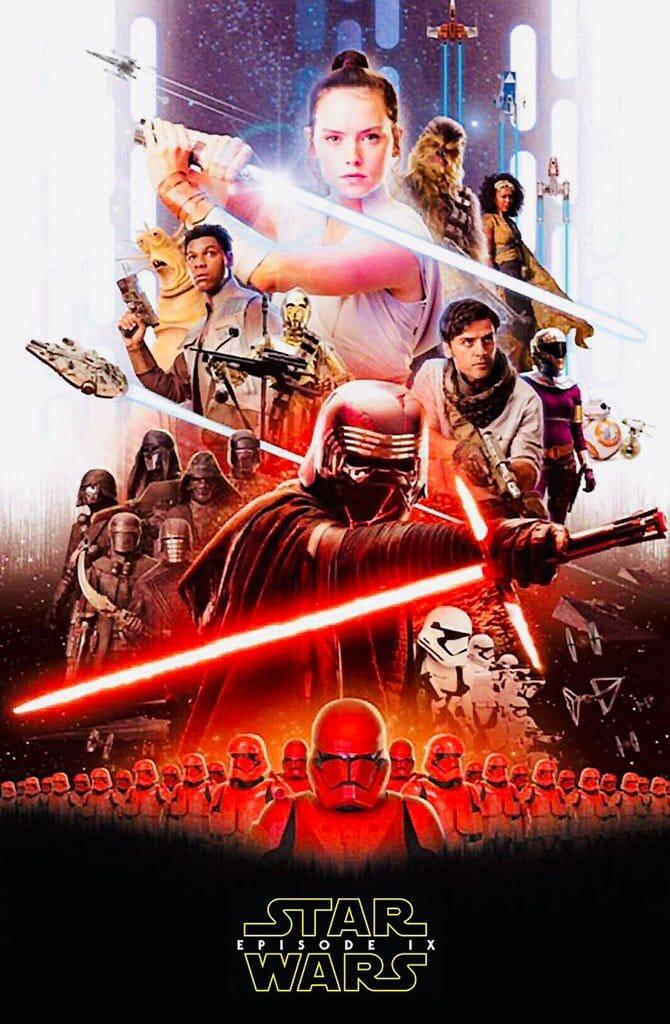 Primera imagen de 'Star Wars: Episodio IX'
