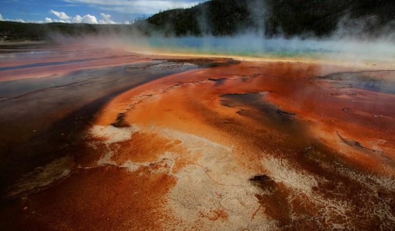 El supervolcán de Yellowstone ¿a punto de erupción?