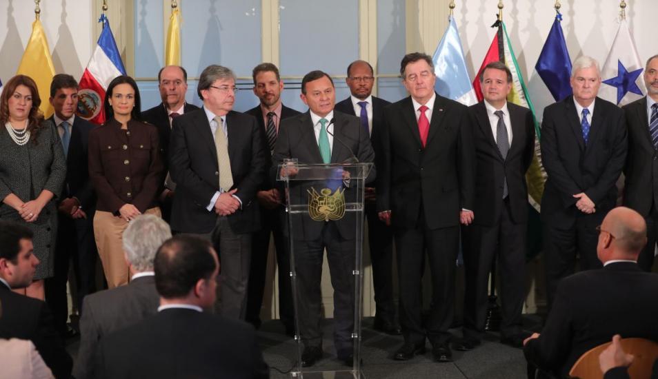 """Grupo de Lima: Retiro de inmunidad y detención de político opositor venezolano es """"inconstitucional"""""""