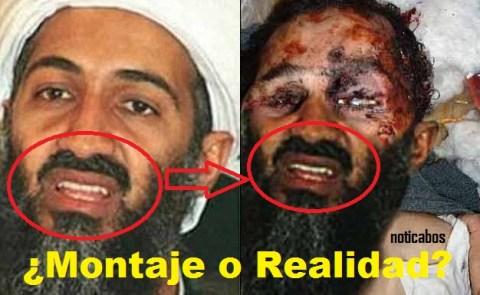 La muerte de Bin Laden: ¿Montaje o Realidad?