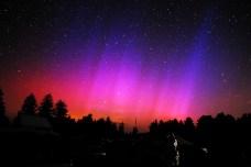 Aurora en Cherry Springs