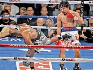 Manny está de regreso por derecho propio.