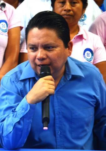 Mario Rivero Leal, ex diputado panista en OPB.