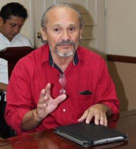 Iván Hernández Pacheco, subsecretario de Gobierno. Operador.