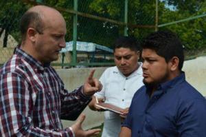 Antonio López Pinzón, presidente de la Comisión para la Atención de la Juventud y el Deporte de Quintana Roo.