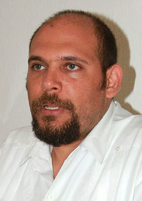 Rafael del Pozo Dergal.