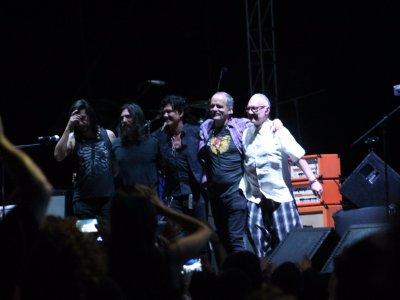 En épico concierto de Caifanes en Cancún, condena Saúl Hernández violencia e inseguridad en QR y asesinato de periodistas en México