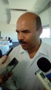 Humberto Saldaña Rodríguez, gerente general divisional en la Península de la Comisión Federal de Electricidad.