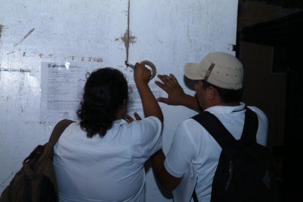 OPERATIVO RETIRO DE COMERCIO IRREGULAR EN LA QUINTA AVENIDA (2)