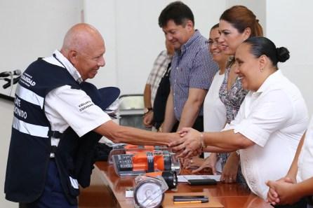 ENTREGA DE EQUIPO A VIGILANTES CIUDADANOS (0)