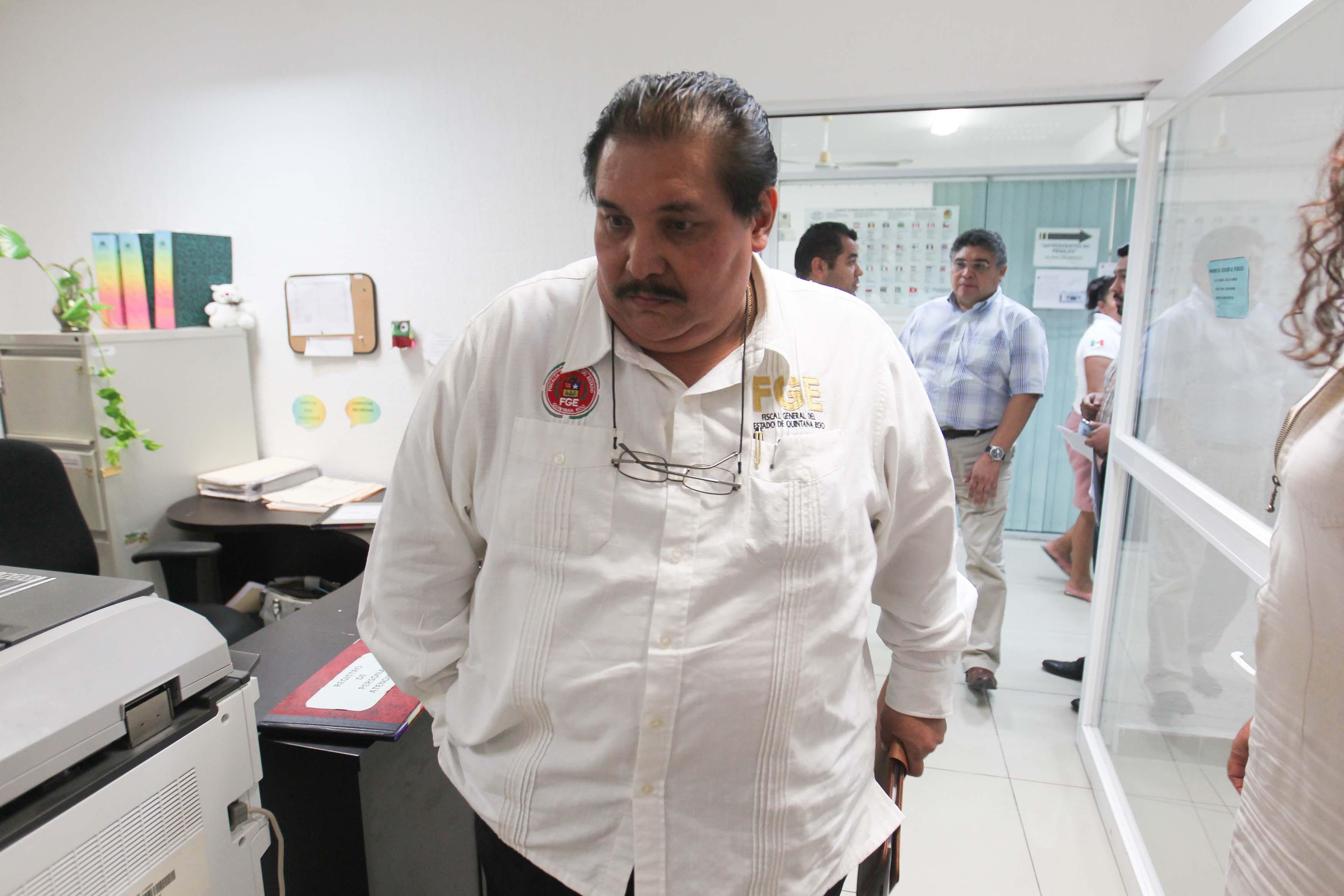 Por problema cardiaco internan a fiscal de Quintana Roo