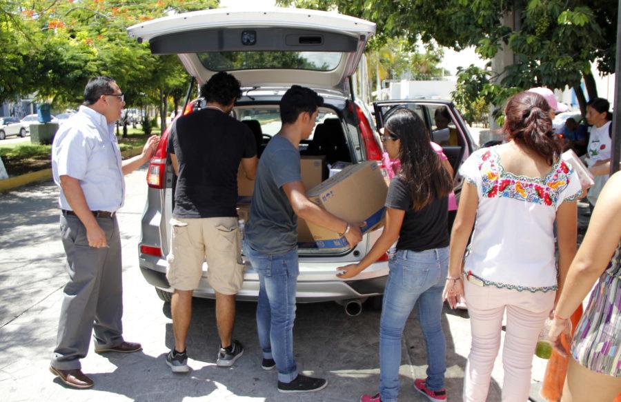 35 paramédicos queretanos apoyarán a damnificados del sismo