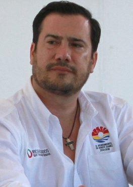 Guillermo Brahms González, secretario del Ayuntamiento de BJ.