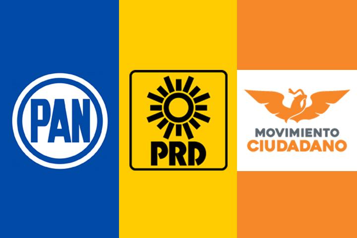 Amarra el PRD tres candidaturas a diputados federales