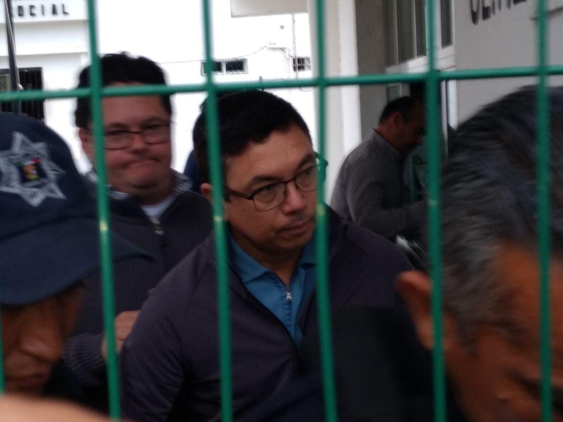 Sale de prisión exfuncionario de Borge acusado de malversación
