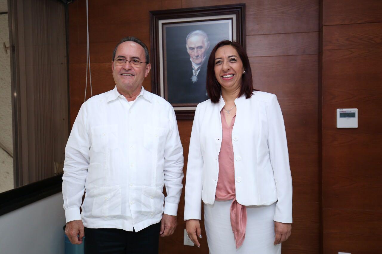 Nombran a Ana Vásquez Jiménez como nueva titular de la SEQ