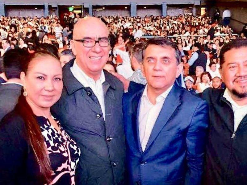 Ya es oficial la candidatura de Miguel Ramón a la diputación federal por el Distrito 01