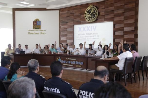 TRIGÉSIMA CUARTA SESIÓN ORDINARIA DE CABILDO (2)