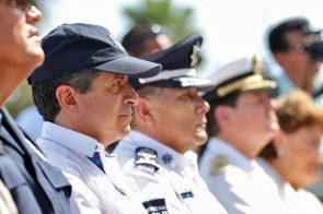 Entrega de patrullas al ayuntamiento de Cozumel