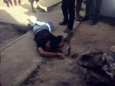 DESPIERTA CANCÚN CON OTRA DOBLE EJECUCIÓN: Matan a balazos a otros dos hombres en el fraccionamiento Villas Otoch