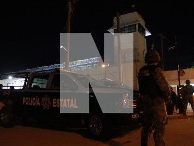 Conato de incendio en el Cereso de Cancún cuando fuerzas de seguridad se disponían a iniciar una revisión de rutina