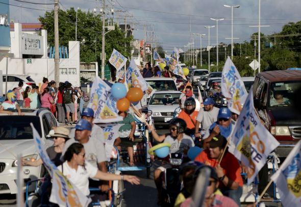 03 COMUNICADO DE CRISTINA TORRES EN CARAVANA CIUDADANA (1)