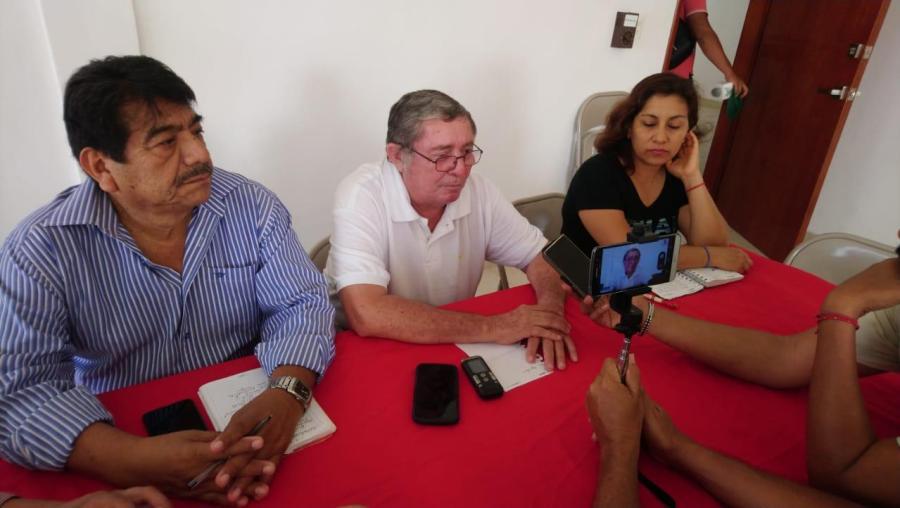 Militantes del PT buscan que Jéssica Álvarez sea candidata del Distrito 12