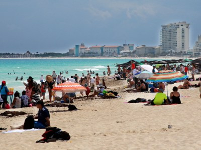 Cae México al séptimo lugar en el ranking de países con más turistas internacionales y anticipan que todavía bajará más