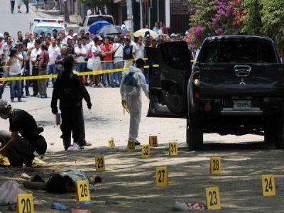 TIENE MÉXICO EN 2019 EL PRIMER TRIMESTRE MÁS VIOLENTO: Con 7 mil 242 homicidios, sube 9.7% la violencia en el país durante el primer cuarto del año