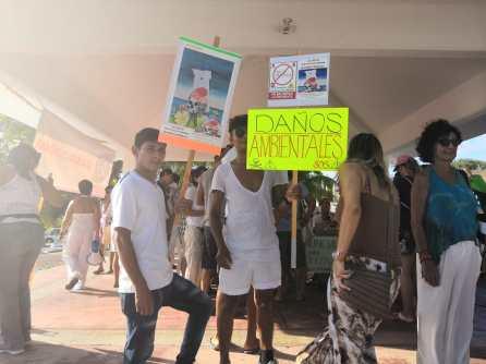PROTESTA EN PUERTO MORELOS (1)
