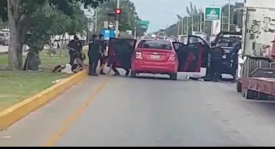 detencion de secuestradores en Playa (1)