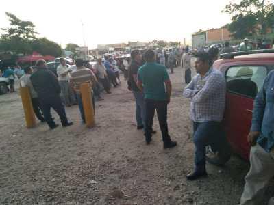 Bloquean por cuarta vez el acceso al ingenio San Rafael de Pucté en el sur de QR