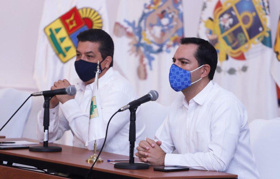 Asegura Mauricio Vila que inversiones y estrategias han mejorado la seguridad en Yucatán