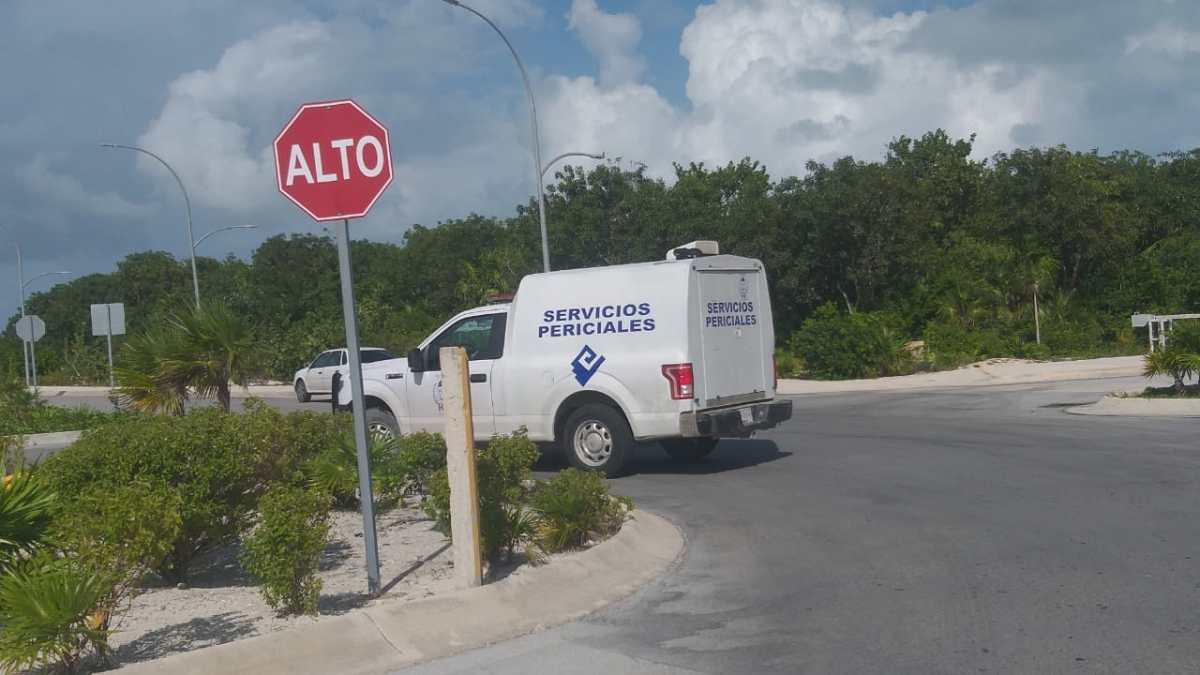 Encuentran osamenta en terreno aledaño a hotel en construcción en zona turística camino a Punta Sam