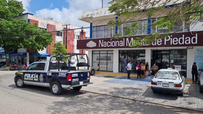Frustra guardia de seguridad privada intento de asalto a casa de empeño en  Cancún | Noticaribe