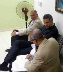 Alcalde Gilberto Serulle acude al Pepca