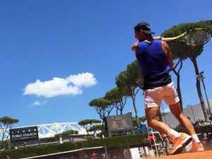Nadal imbatible y avanza cuartos de final master de Roma
