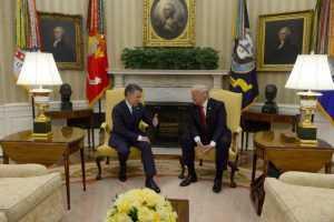 Trump y Santos discutieron sobre crisis en Venezuela